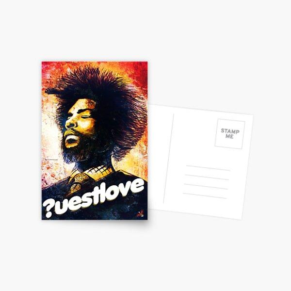 Questlove Postcard