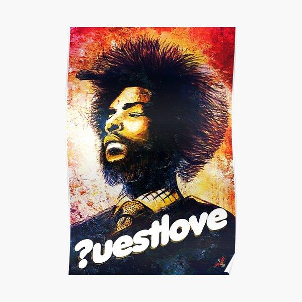 Questlove Poster