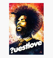 Questlove Photographic Print