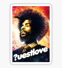 Questlove Sticker