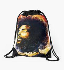 Questlove Drawstring Bag