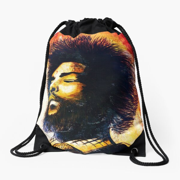 Questlove Drawstring Bag