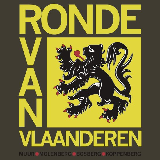 TShirtGifter presents: Tour of Flanders