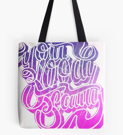 You Bloody Beauty Tote Bag