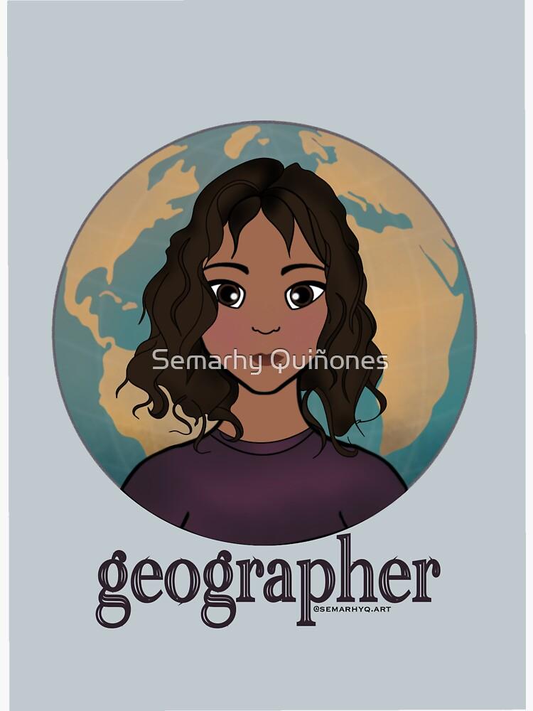 Geographer by semarhy
