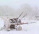 Homestead Winter by Arla M. Ruggles