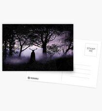Shadow of Herne Postkarten