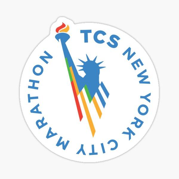 New York City Marathon Sticker