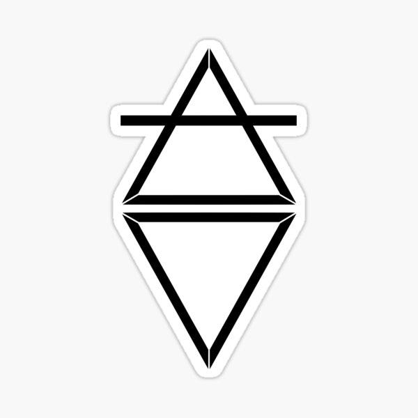 Florence Geometric Shapes Sticker