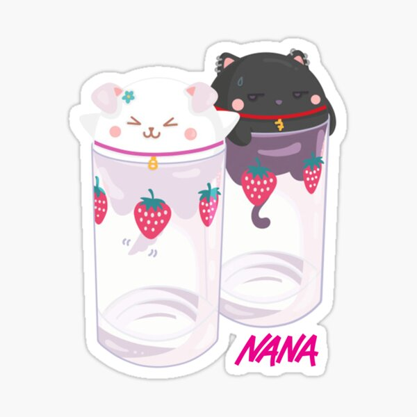 NANA - MIGNON NANA & HACHI Sticker