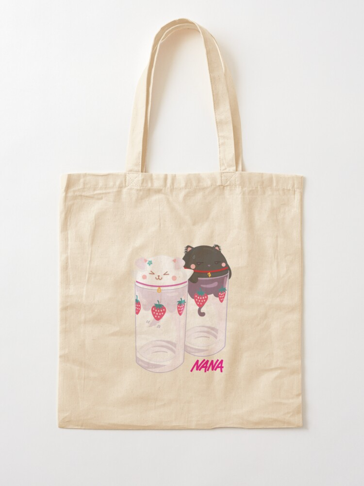 Alternate view of NANA - CUTE NANA & HACHI Tote Bag