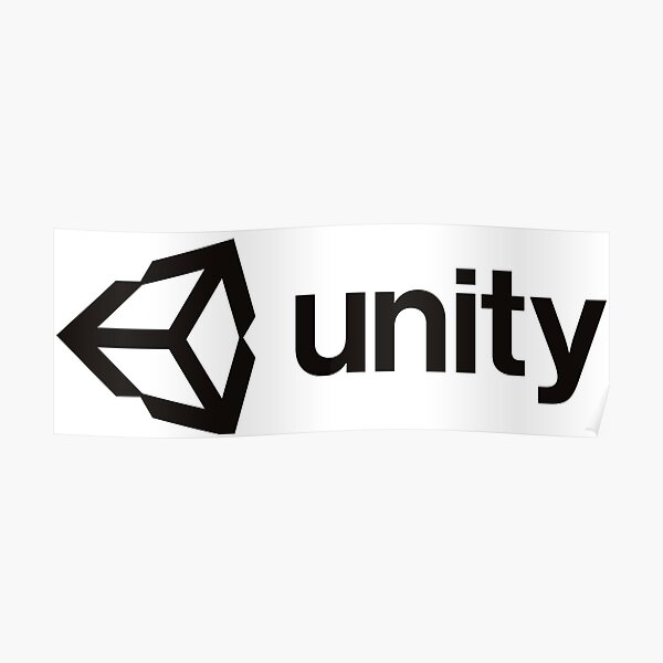 Unity Engine Poster