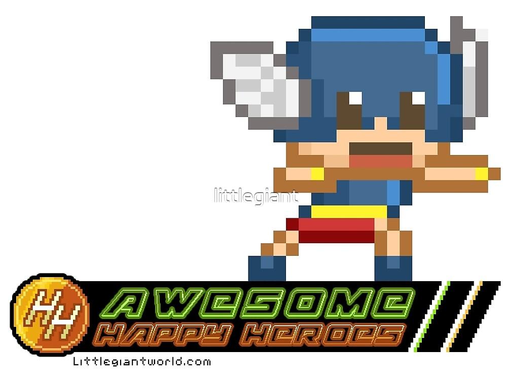 Happy heroes - galaughula by littlegiant