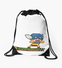 Happy heroes - galaughula Drawstring Bag