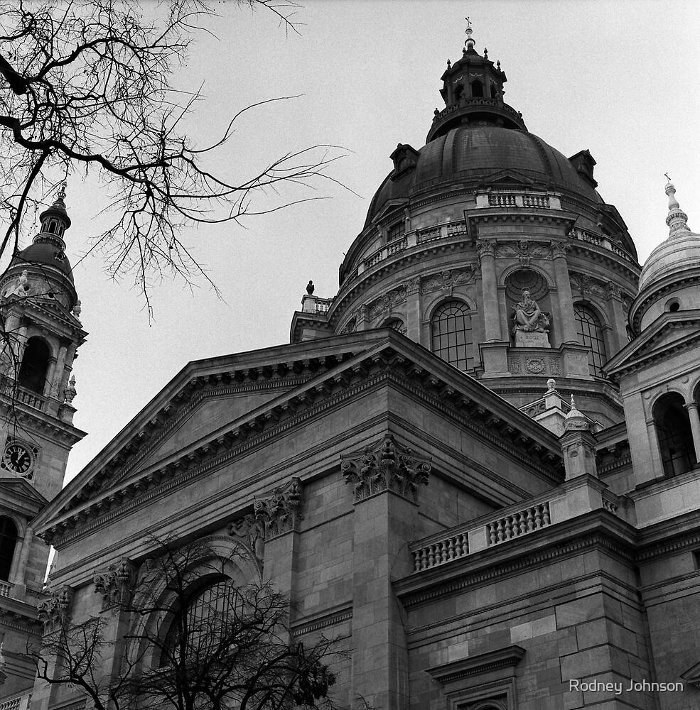 St. Stephen's Basilica, Budapest by Rodney Johnson