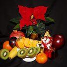 Christmas Fruits by AnnDixon
