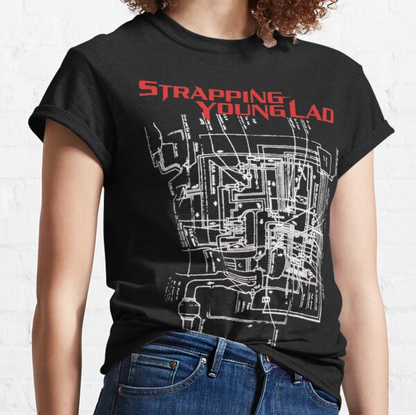 Strapping Young Lad Classic T-Shirt