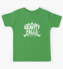 Camp Gravity Falls  Kids T-Shirt