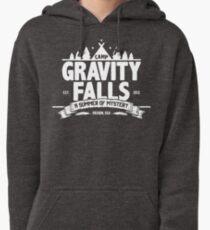 Camp Gravity Falls  Pullover Hoodie