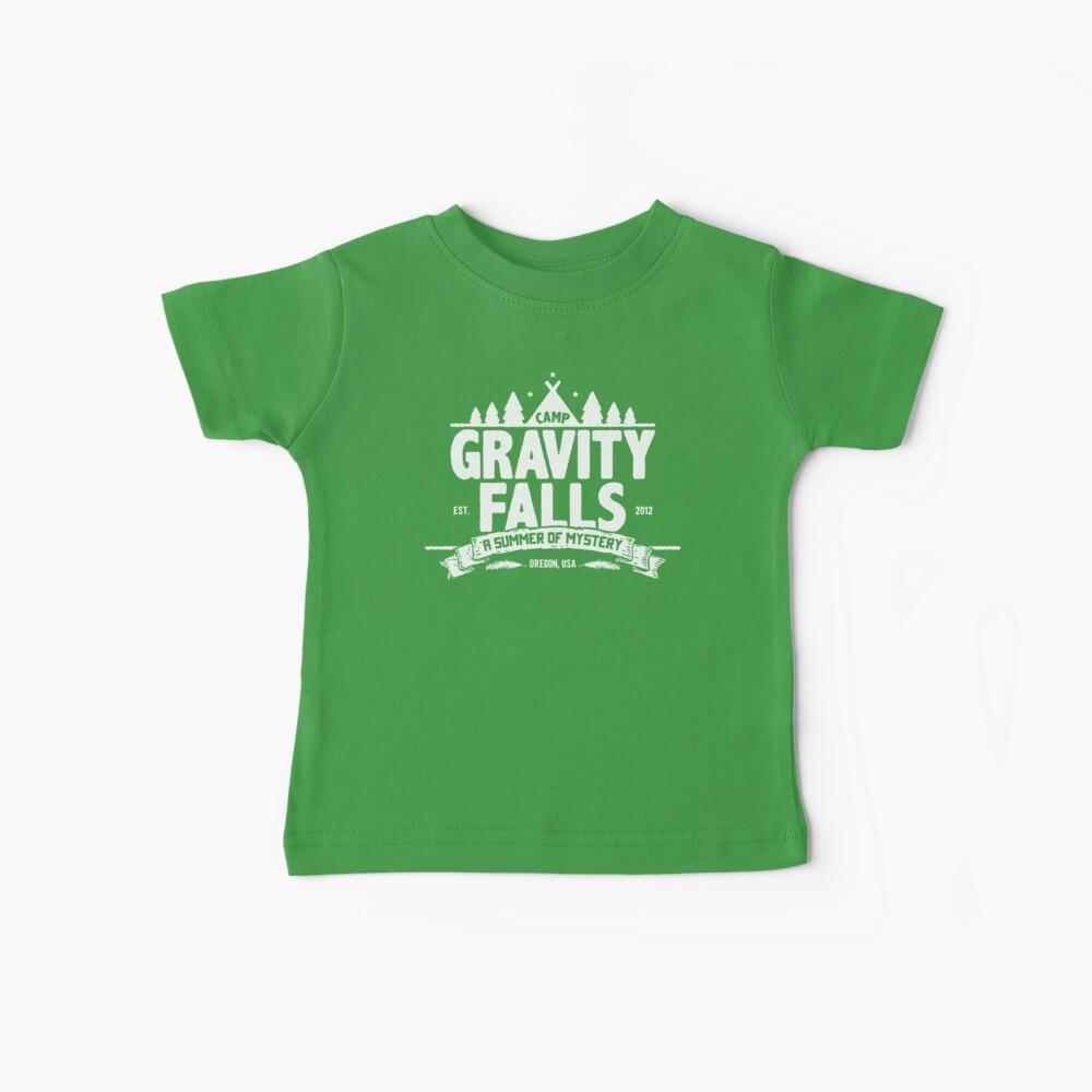 Camp Gravity Falls Camiseta para bebés