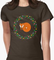 Spring Fox Womens Fitted T-Shirt