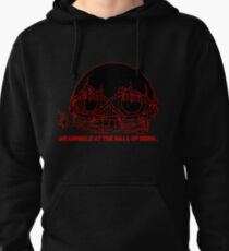 Meanwhile at the Legion of Doom Pullover Hoodie