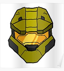 Master Chief Poster