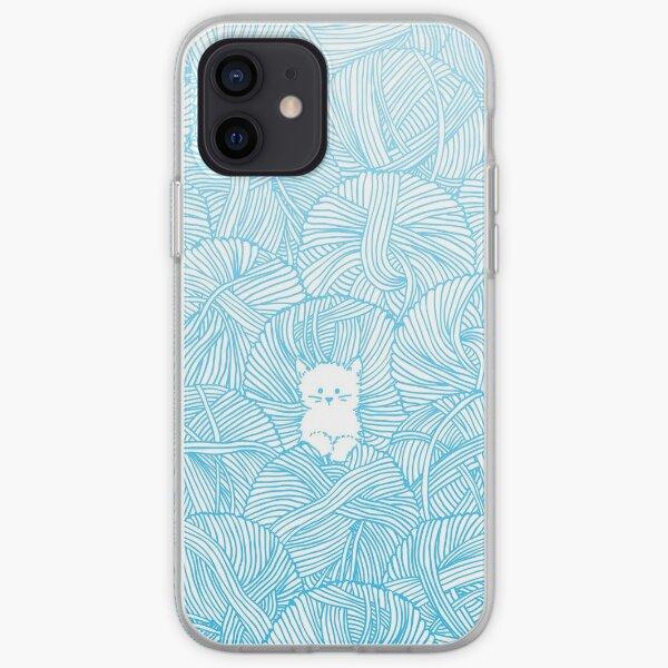Yarn Ball Pit iPhone Soft Case