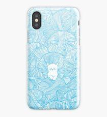 Yarn Ball Pit iPhone Case/Skin