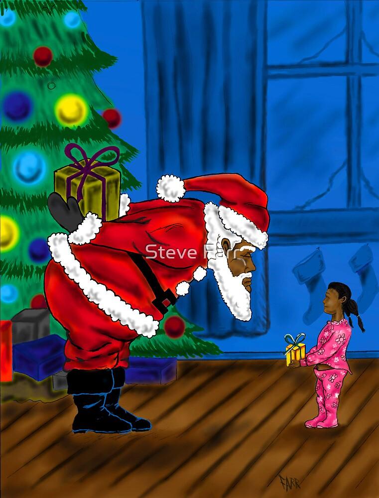 """""""Gift For Santa"""" by Steve Farr"""