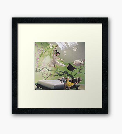 'Dreams' Framed Print
