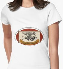 Appeal to Heaven - John Adams Quote Women's Fitted T-Shirt