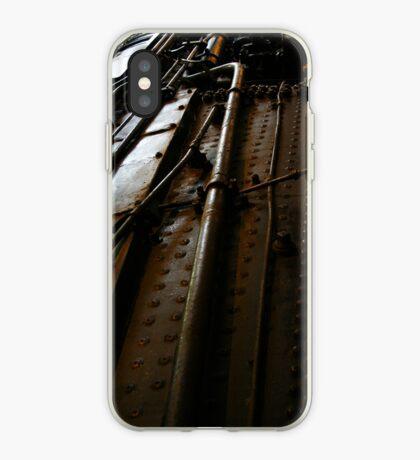 Steam Engine Detail - iPhone Case iPhone Case