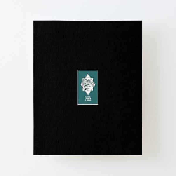 Sun Man Diamond collection Canvas Mounted Print