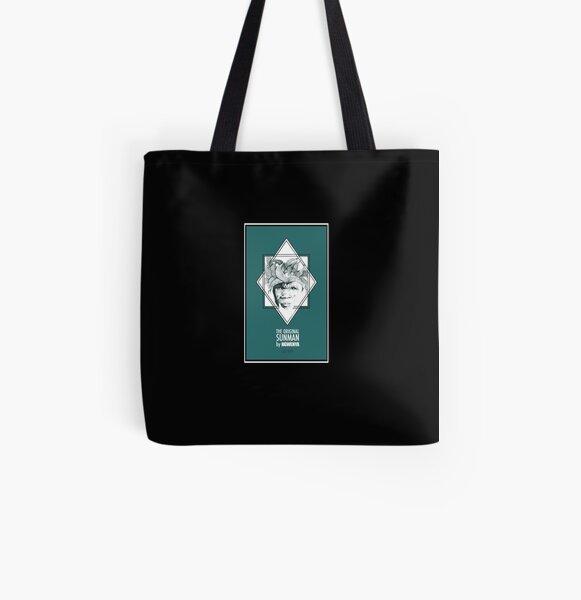 Sun Man Diamond collection All Over Print Tote Bag