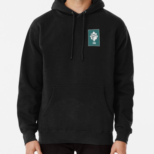 Sun Man Diamond collection Pullover Hoodie