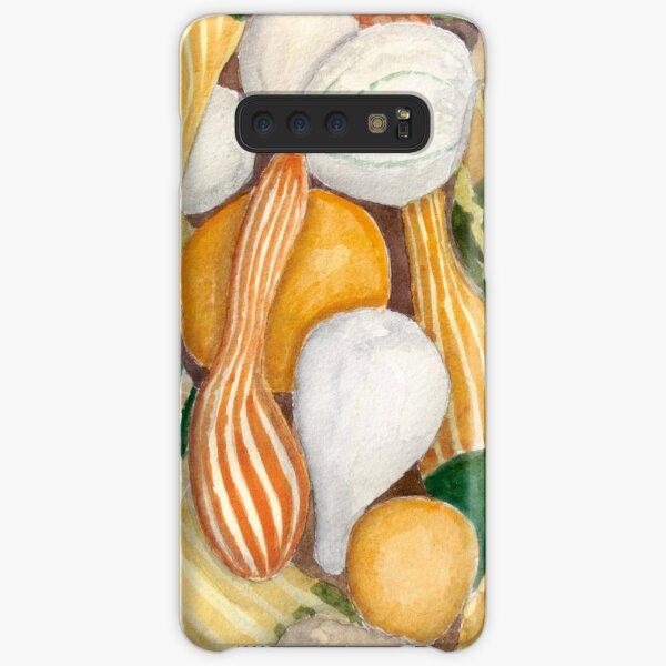 Fall Gourds - Realistic Watercolor  Samsung Galaxy Snap Case