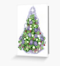 Australian Christmas is Blue Greeting Card