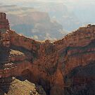 Eagle Point, Grand Canyon by Leanne Allen