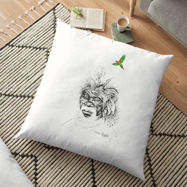 Sunkissed Sunman Floor Pillow
