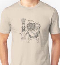 recline Unisex T-Shirt