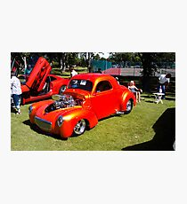 Pro Street Rod Photographic Print