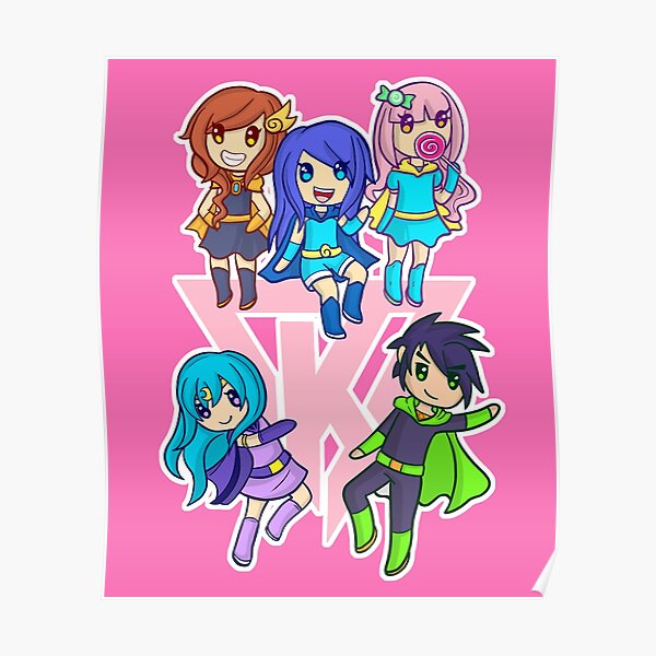 Itsfunneh Posters Redbubble