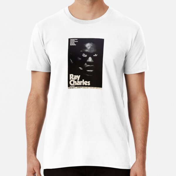 Ray Charles - The Ray Charles Show Live 1969 Featuring The Raylettes - Live in Frankfurt, Germany Premium T-Shirt