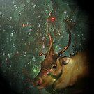 Santa's Reindeer by Carol Bleasdale