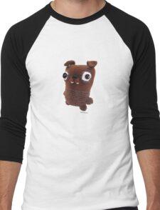 Woofer Men's Baseball ¾ T-Shirt