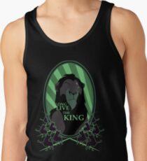 Long Live the King Tank Top