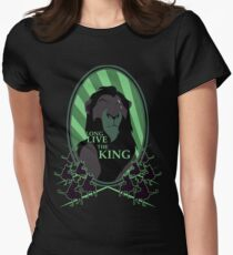 Long Live the King Women's Fitted T-Shirt