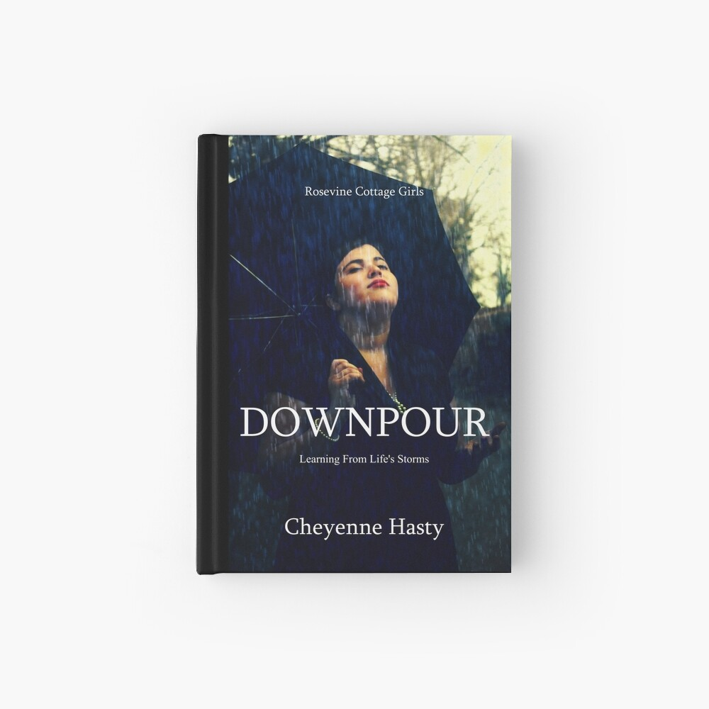 Downpour Hardcover Journal