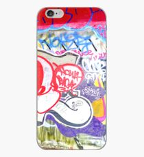 Brooklyn Graffiti 10 iPhone Case